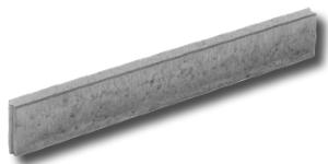 Opsluitband Grijs 5x15x100cm € 2,00 per stuk