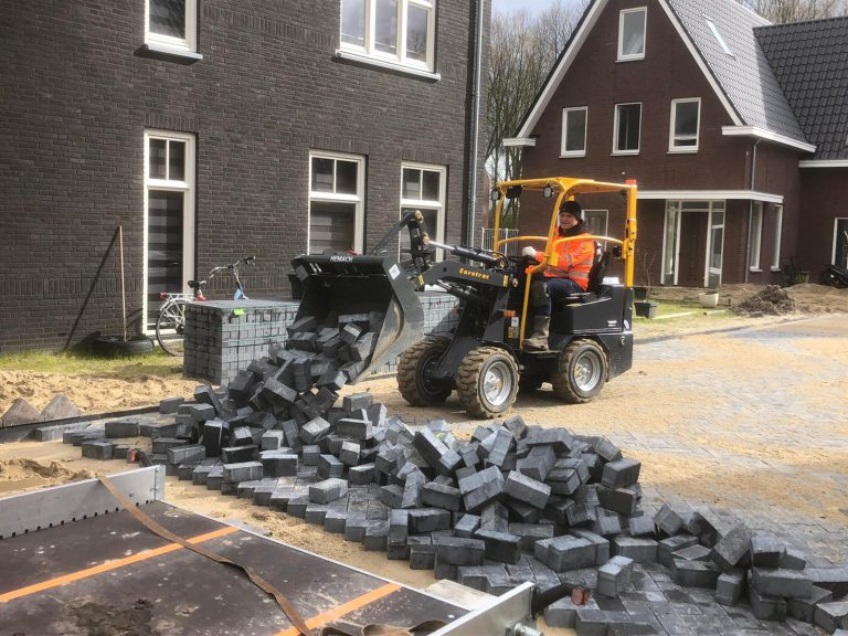 Direct bestrating uit Wormer | Stratenmakers in Noord-Holland