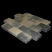 Abbeystones Twilight Grey 30x20x5 getrommeld (€125,95 pakket 10m2)