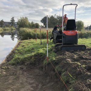 Uitgraven door Direct bestrating
