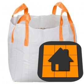 Mini Big-Bag afvoeren. All-in prijzen binnen 24u na afmelding opgehaald