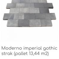 Moderno imperial gothic strak