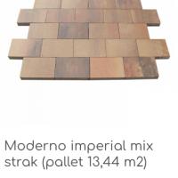 Moderno imperial mix strak