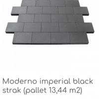 Moderno imperial black strak