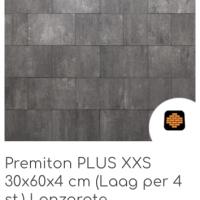 Premiton PLUS XXS 30x60x4 cm Lanzarote