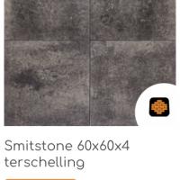 Smitstone 60x60x4 cm Terschelling