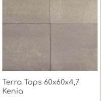Terra Tops 60x60x4,7 cm Kenia