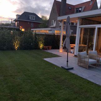 Afgerond project in Amsterdam, Hedera haag van 25 meer lang met In-Lite verlichting